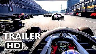 PS4 - F1 2018 Gameplay Trailer (2018)