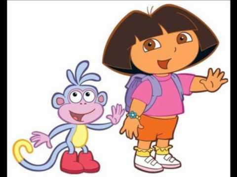 Dora The Explorer Backgound Loop