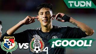 ¡Definición de crack! Gol de Edson Álvarez | Panama 0 - 2 Mexico | CONCACAF Nations League J5 | TUDN