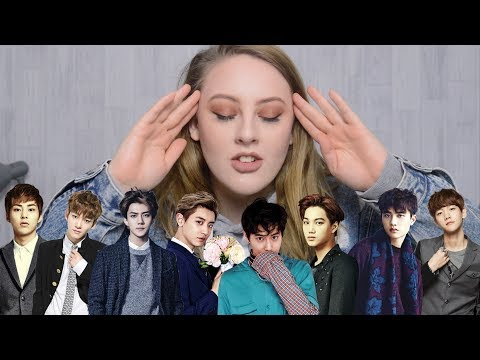 EXO QUIZ 2018 - WHAT EXO MEMBER ARE YOU | Gena Casey