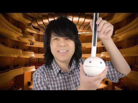 Weird and Cute Japanese Instrument (KAWAII)