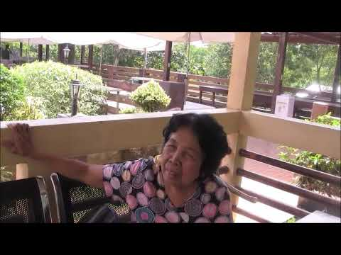 TAKING NANAY TO SWIMMING POOL SPENDING FUN TIME EXPAT LIFE IN PHILIPPINES