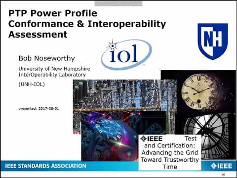 IEEE Test and Certification Advancing the Grid Toward Trustworthy Time