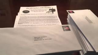 Millionaire Mailer - Time To Mail More Millionaire Mailer Flyers!
