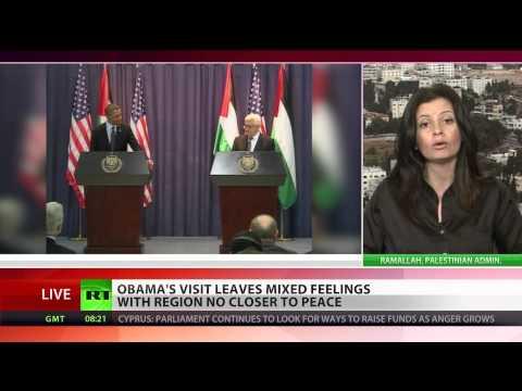 O-blah-blah-ma: 'US offers endless talks' to kill clock for Israel against Palestine?