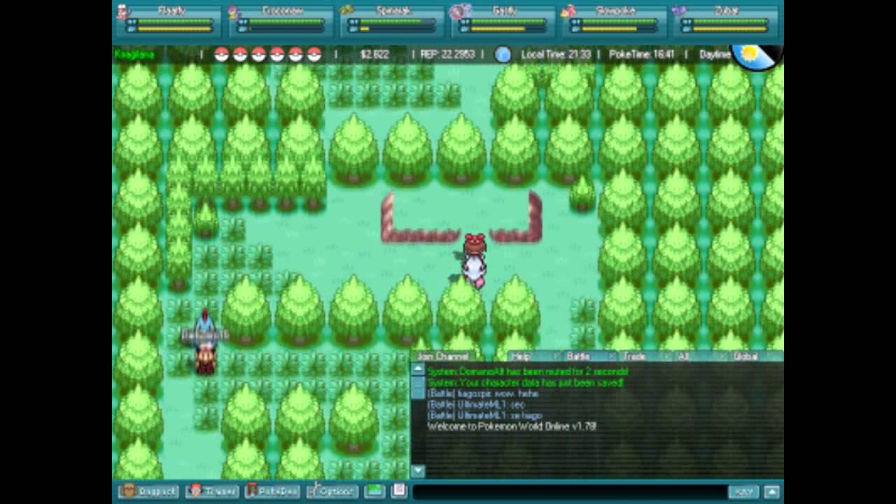Pokemon Spielen Online