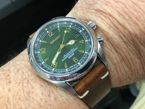 finest selection a51be 28d41 Seiko Sarb017 Gizmo Outlet