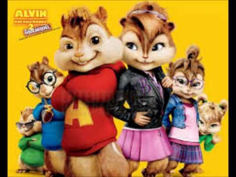 Ariana Grande Santa tell me ( chipmunks )