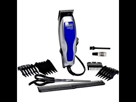 3806e0806 Testando a máquina de cortar cabelo Wahl Home Pro Basic - Participação  especial Sr. Miguel (cobaia)