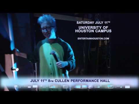 Tyler Oakley Tour In Houston!