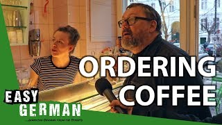 How to order Coffee in Germany? | Super Easy German (101)