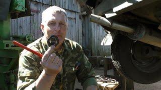 видео Глушитель ваз 2110: как выполнить замену своими руками