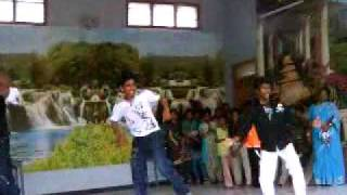 Folk adungada dance
