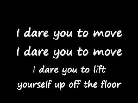 Dare You To Move  SwitchfootLyrics