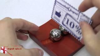 видео подставки под визитки