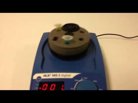 IKA MS 3 D S1  Smart Vortex Digital Shaker - 7088