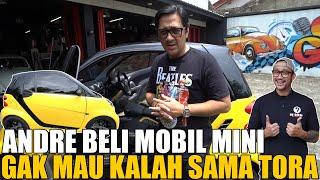 Download GARA-GARA TORA SUDIRO, ANDRE BELI MOBIL MINI JUGA.. NGGAK MAU KALAH