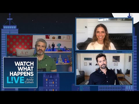 Amanda Peet Gives Honest Take of 'Game of Thrones' Finale | WWHL