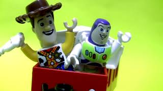 LEGO Duplo Toy Story Train toys review NEW