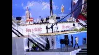 Türk Telekom Arena Başbakanımız:  Recep Tayip Erdoğan