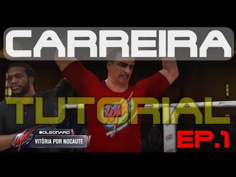 UFC 3 DICAS CARREIRA TUTORIAL GAME FACE BOLSONARO EP.1 thumbnail