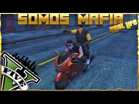 GTA V  ReaL Life Role Play | SOMOS MAFIA (ASESINOS CON AMOR 💋)