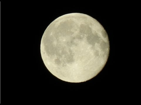 Moon with refractor youtube