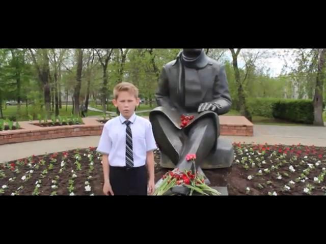 Изображение предпросмотра прочтения – ДаниилСимагин читает произведение «Могила цветка» М.М.Залилова (Джалилова)