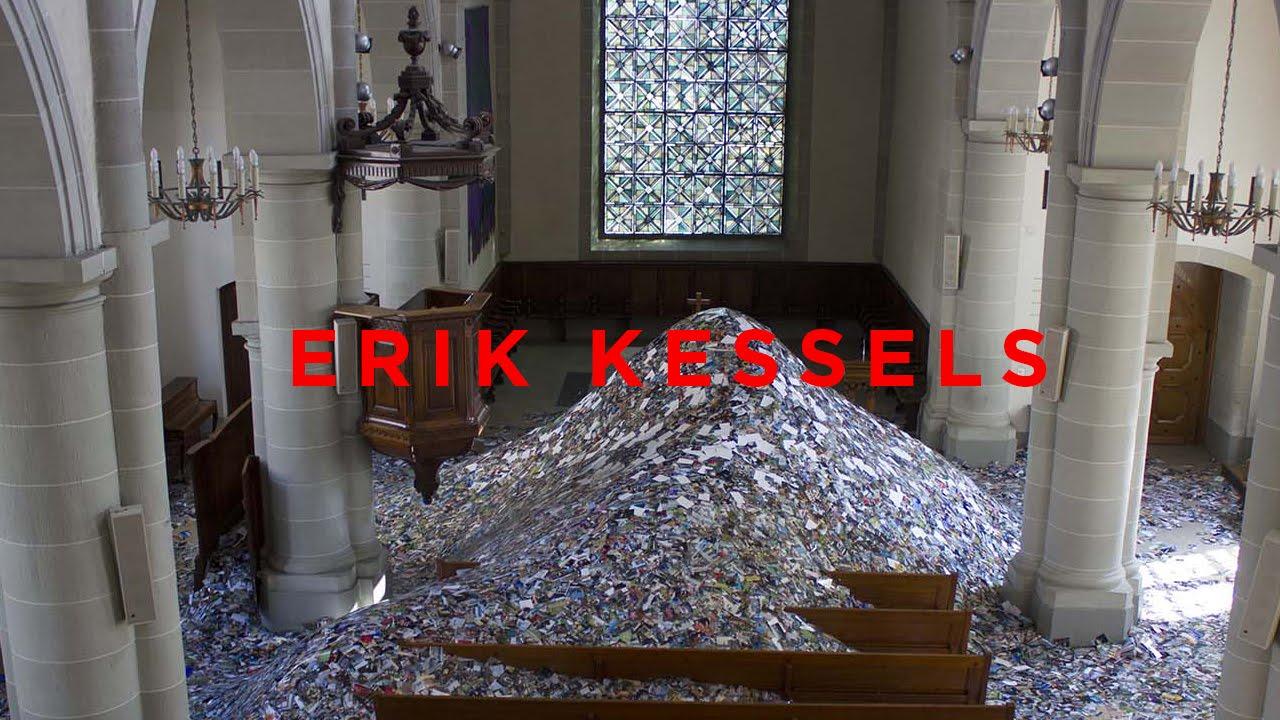 Erik Kessels: The era of democratization - YouTube