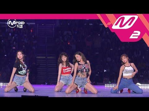 [MPD직캠] 걸스데이 직캠 4K 'Something' (GIRL'S DAY FanCam) | @KCON 2017 LA_2017.8.19