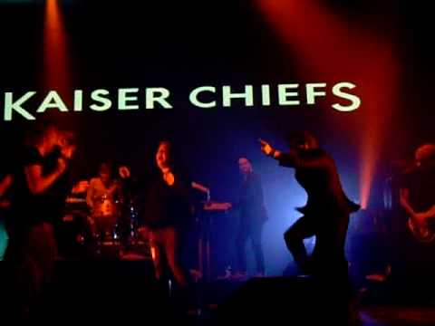 Dara O'Briain, Rob Brydon, James Corden & Kaiser Chiefs - Oh My God