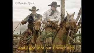 A Cowboy's Work Is Never Done - KARAOKE (EN & VN Lyric)