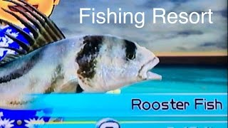 Let's Play: Fishing Resort Wii, Rooster Fish