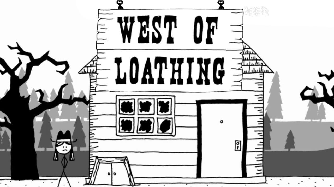 chucks house west of loathing 10 youtube rh youtube com chuck's house west of loathing chuck sheffield
