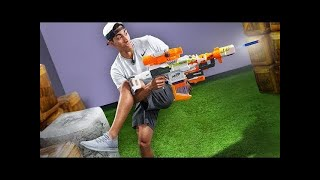 NERF One-Up Challenge!