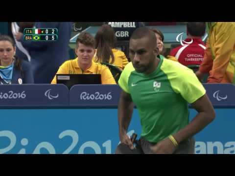 Table Tennis | Men's Singles - Class 9 Group D | Rio 2016 Paralympic Games