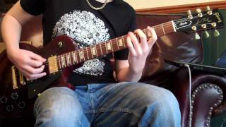 Black Stone Cherry - Lonely Train Guitar Cover