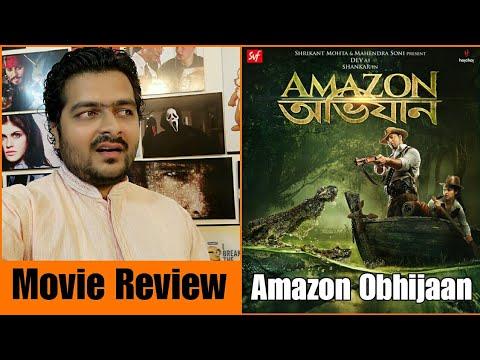 Amazon Obhijaan - Movie Review