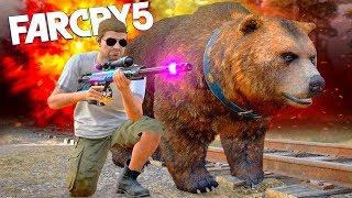 AYIM OLMADAN ASLA ft. EVCİL SEMYH (Far Cry 5 Eğlenceli Anlar)