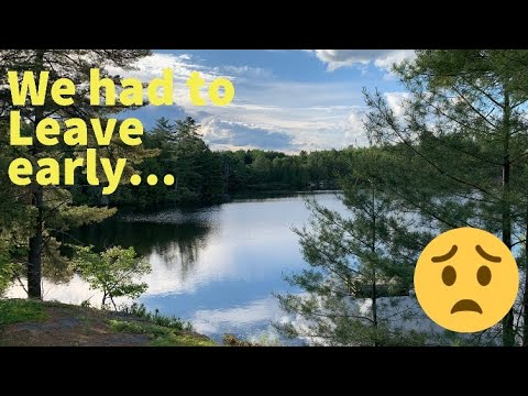UNEXPECTED ENDING | Cottage Country  | Parry Sound Ontario