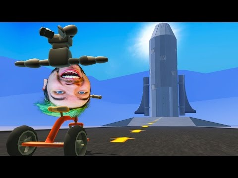 TURBO SPACE PROGRAM | Turbo Dismount - Part 34