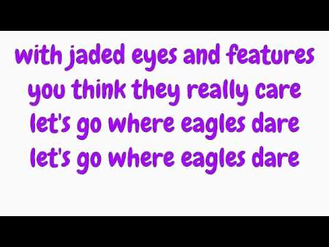 where eagles dare by the misfits (lyrics)