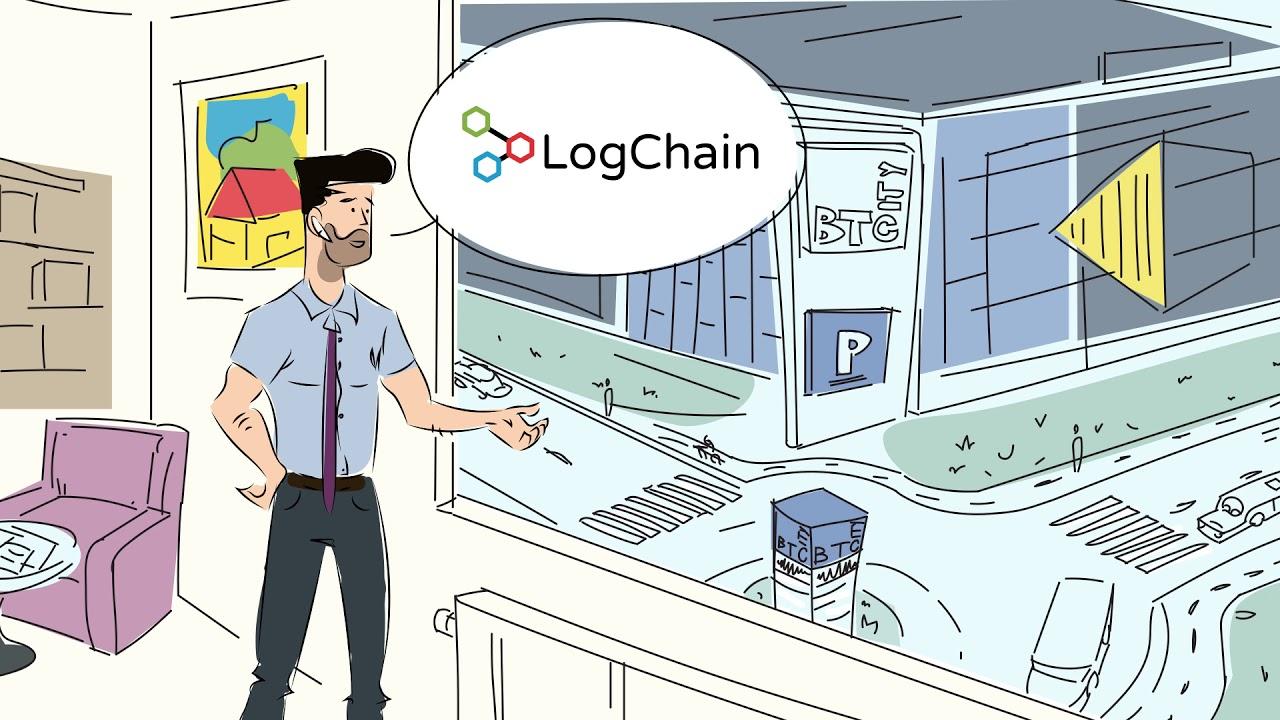 LogChain - Digital Supply Chain of The Future! - YouTube c0835e572a