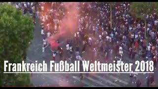 Quo vadis Europa? Frankreich wird Fußball Weltmeister 2018 und das Land implodiert