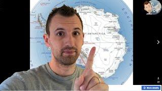 Flat Earths Biggest Weakness: Antarctica!!