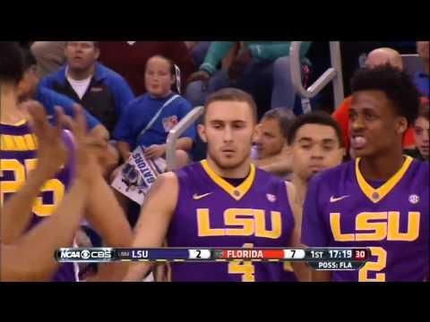 2015 Basketball Florida vs LSU 720P