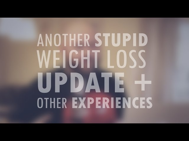 My Personal Weight Loss Journey   Week #3   Updates & Other Experiences