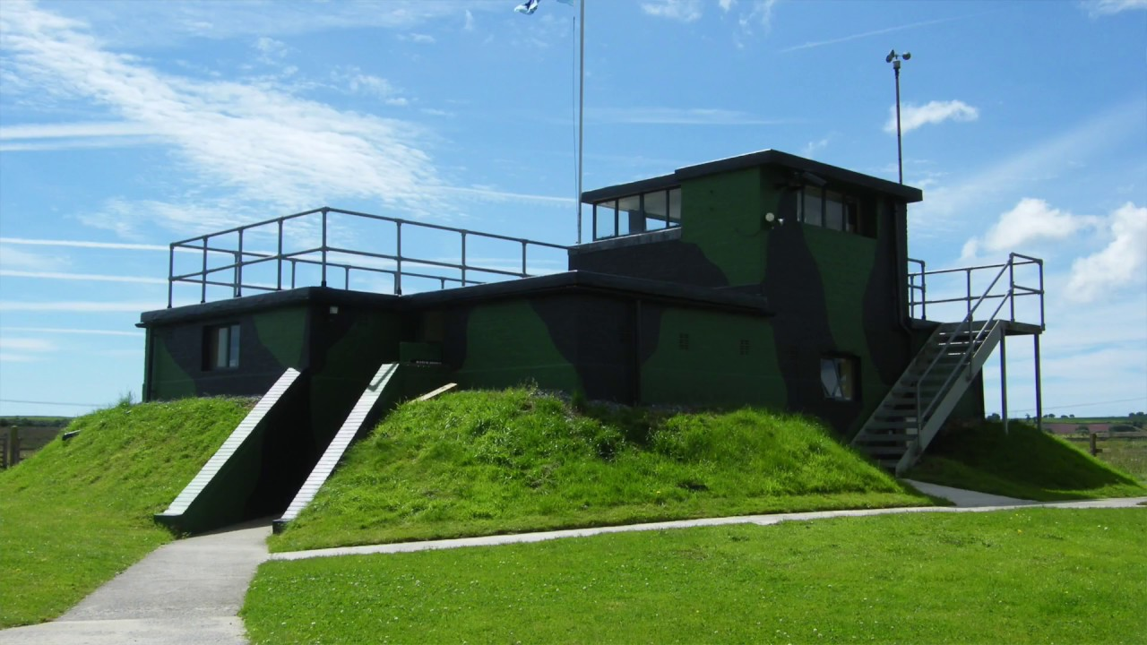 About Carew Cheriton Control Tower