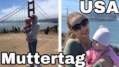 Muttertag in USA|San Francisco|Kalifornien