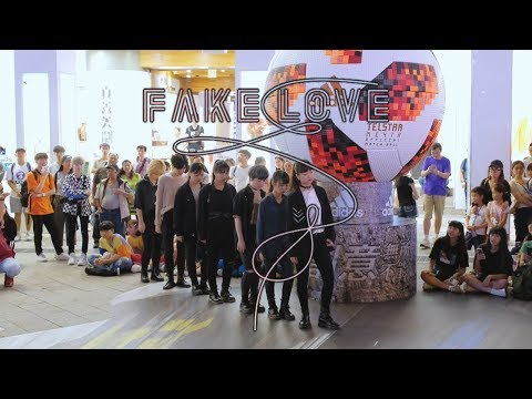 [KPOP IN PUBLIC] BTS 'FAKE LOVE' DANCE COVER by DAZZLING from TAIWAN 🇹🇼 (五團聯合公演)[4K][99]🆎🎡🎆